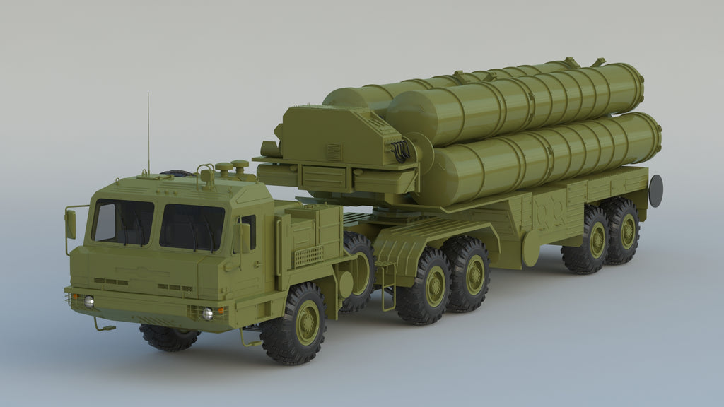 S-400 Missile System ( S-400 Triumf ) ( SA-21 )