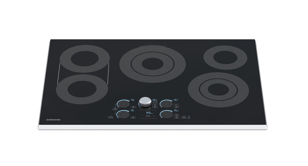 Samsung 30 Inch Electric Cooktop with Sync Elements