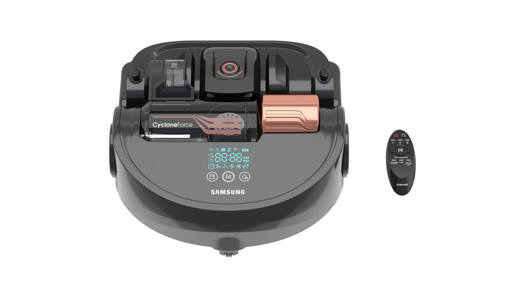 Samsung Powerbot Turbo Robot Vacuum with Remote Controller