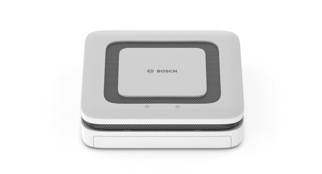 BOSCH Twinguard Smoke Detector with Air Sensor