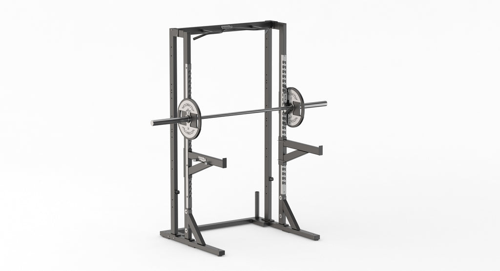 Technogym Pure Olympic Half Weight Rack