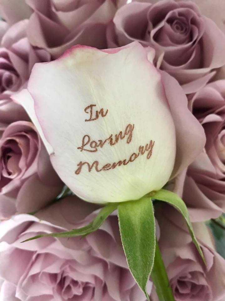 sympathy roses bouquet with any standard phrase speaking roses central