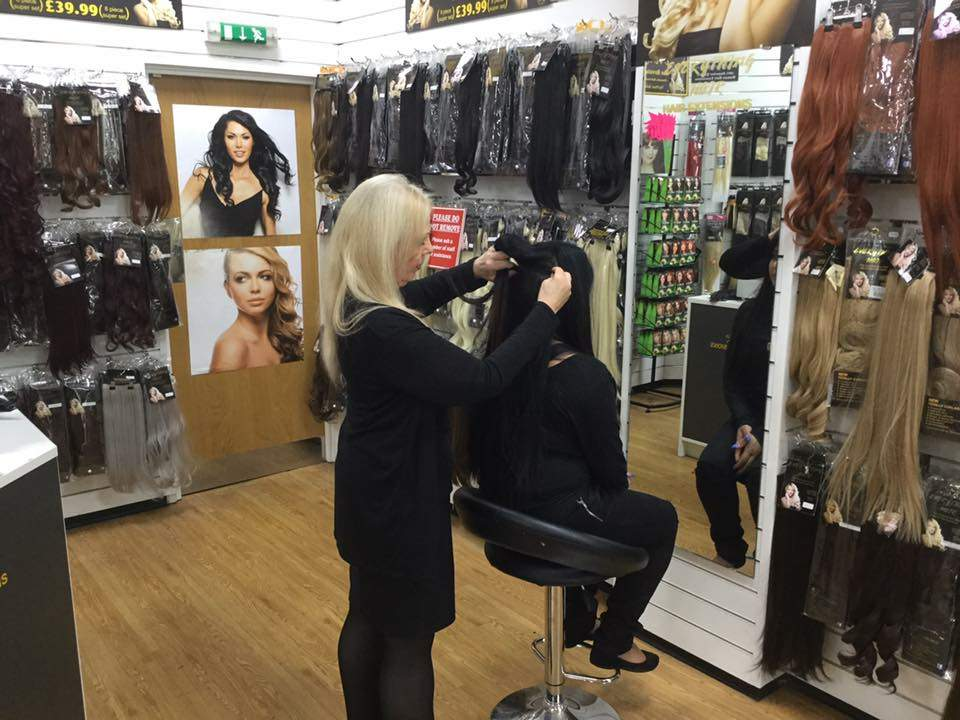 Vicki @ Everything Hair - Extensions & Wigs - Bristol