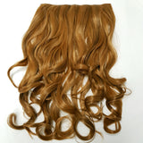 1 Piece Highlighted Curly extension