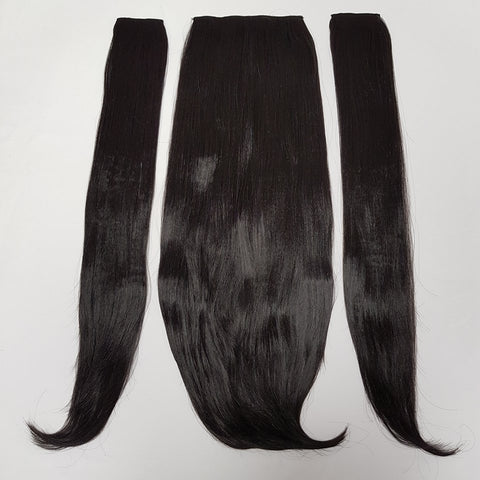 3 Piece Hair Extension - Straight
