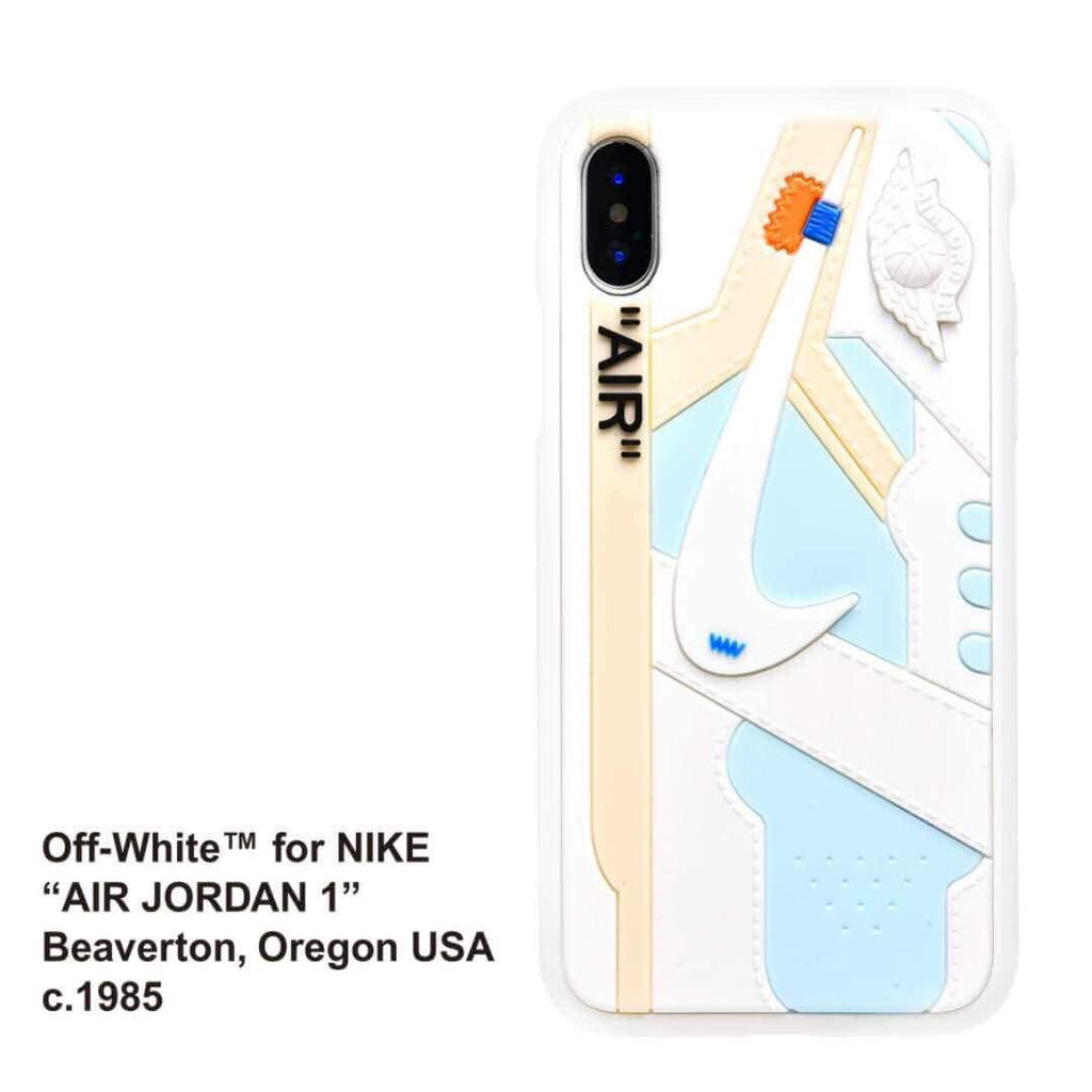 off white coque iphone xr