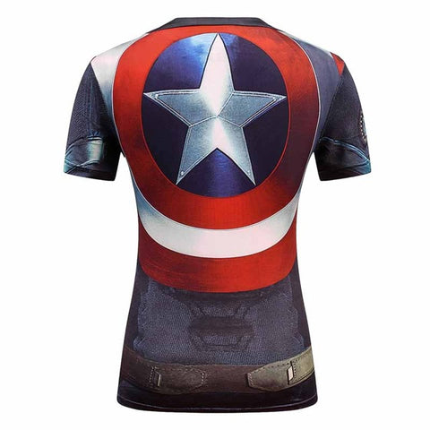 Captain America (compression)