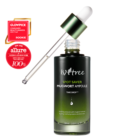 ISNTREE - Spot Saver Mugwort Ampoule - 50ml