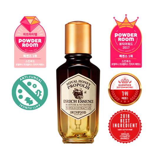 SKINFOOD -  Royal Honey Propolis Enrich Essence - 50ml