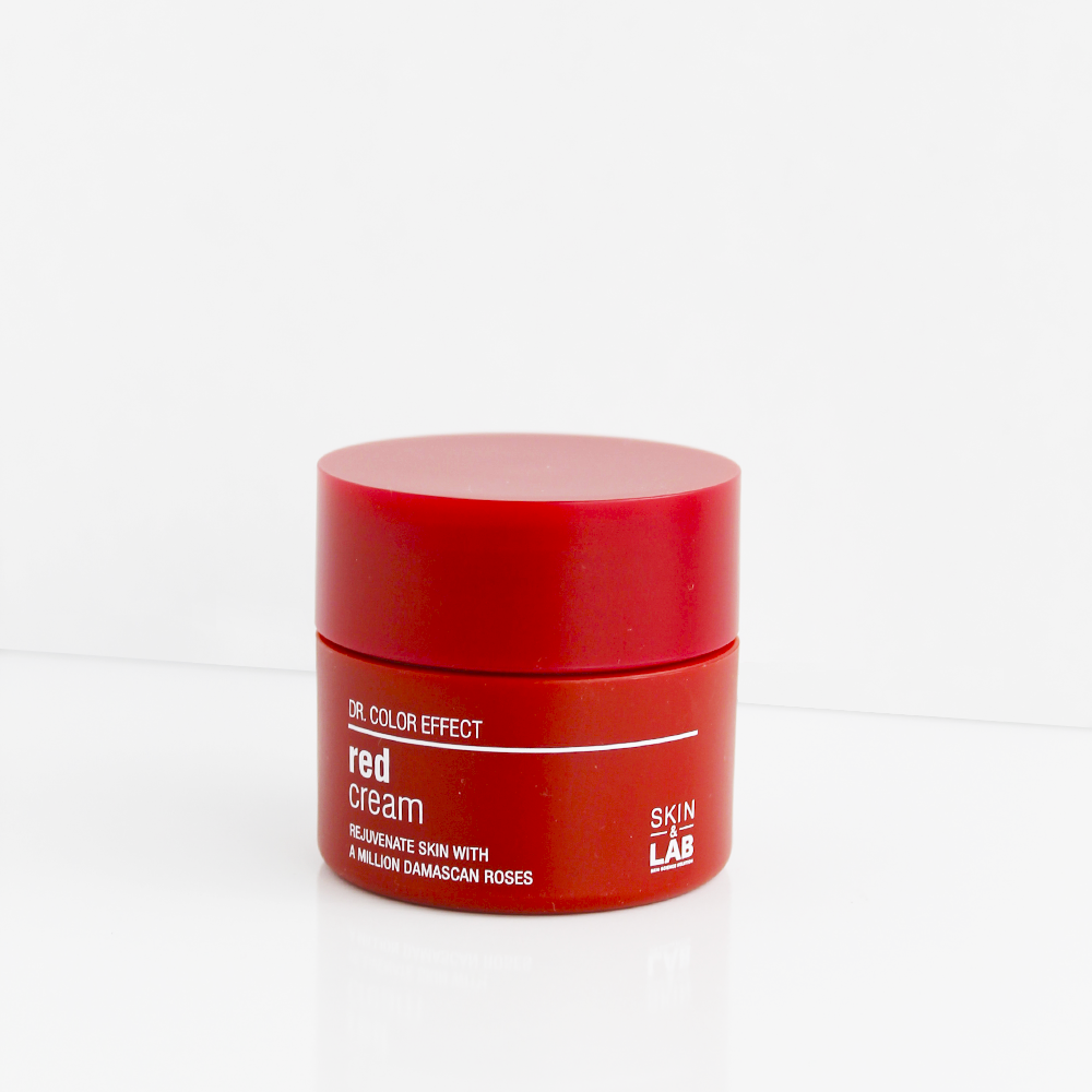 SKIN&LAB -  Dr. Color Effect : Red Cream- 50ml