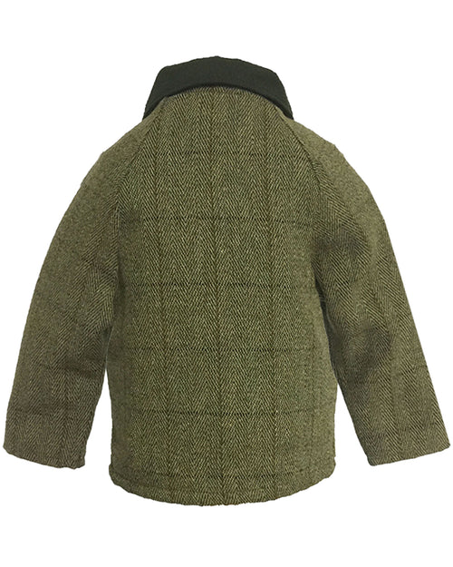 Regents View Childrens Tweed Jacket - Light Tweed