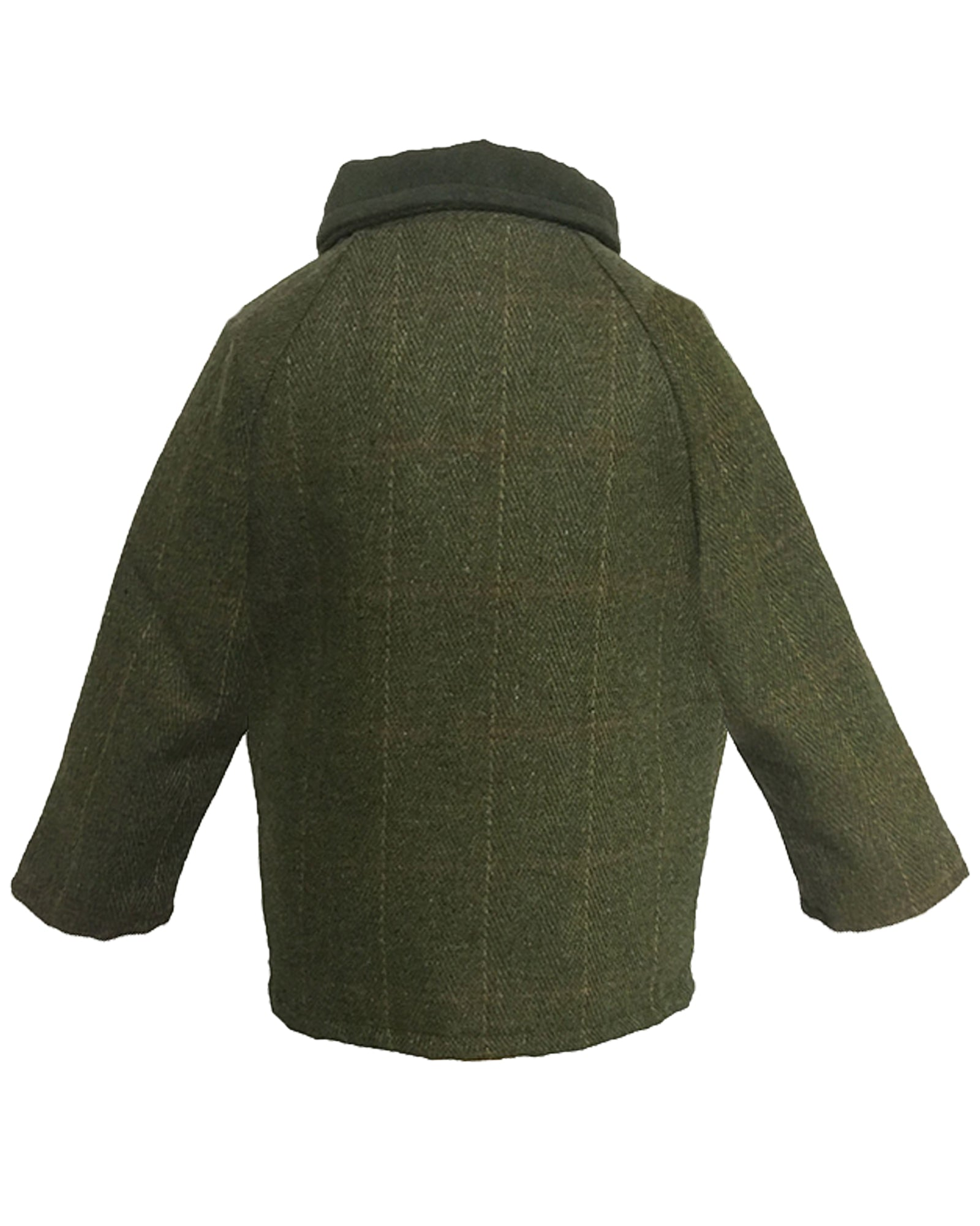 Regents View Childrens Tweed Jacket - Dark Tweed