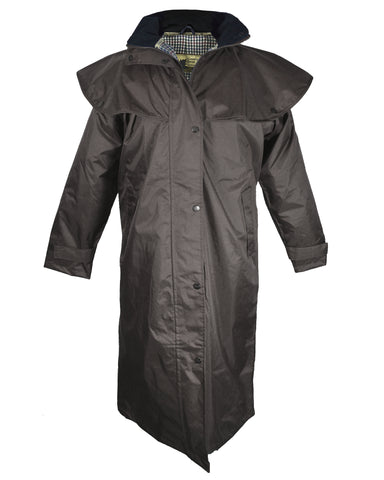 Windsor Womens Waterproof Short Coat - Purple