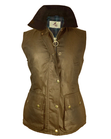Regents View Womens Olive Shooting Jacket