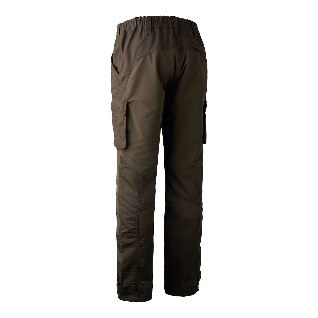 Deerhunter Rogaland Stretch Trousers - Brown Leaf