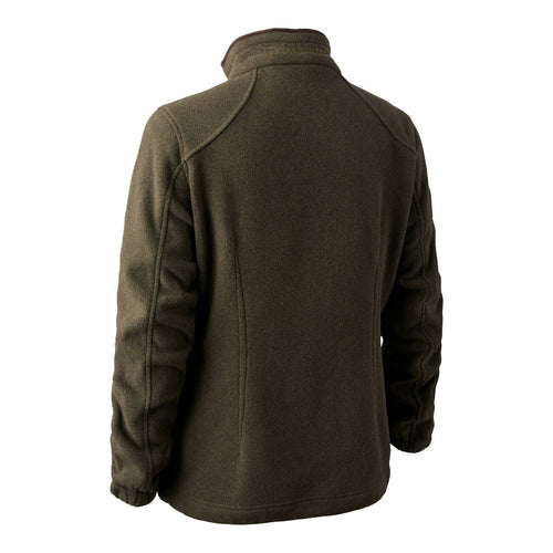 Deerhunter Lady Josephine Fleece Jacket - Graphite Green