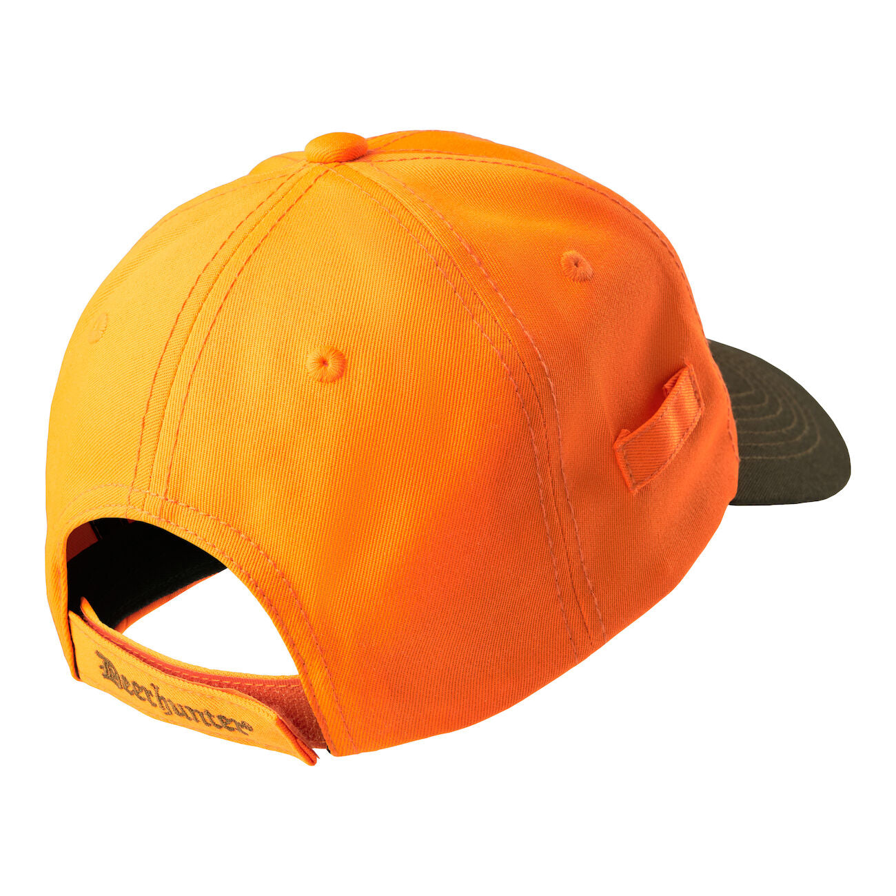 Deerhunter Bavaria Cap with shield - Orange - One Size