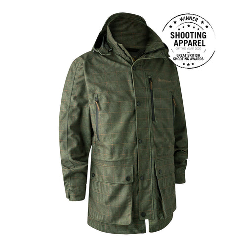 DEERHUNTER  PRO Gamekeeper Jacket - Turf