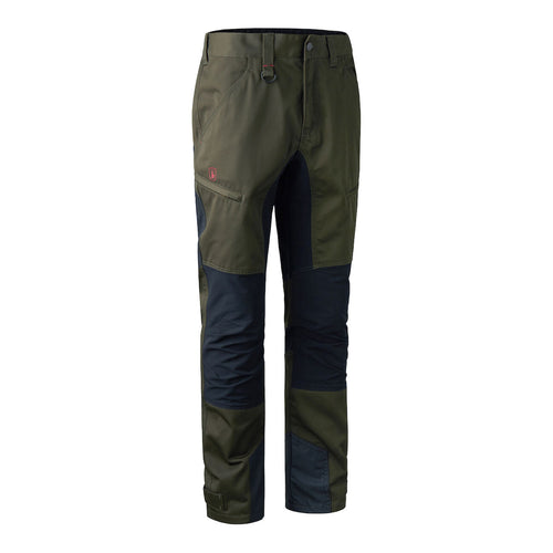 Deerhunter Rogaland Stretch Trousers with contrast - Adventure Green