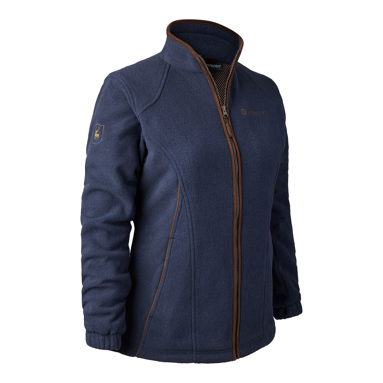 Deerhunter Lady Josephine Fleece Jacket ( with membrane) - Navy