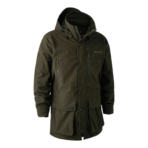 DEERHUNTER  PRO Gamekeeper Jacket - Peat