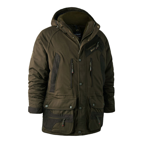 Deerhunter Muflon Jacket Long - ART GREEN