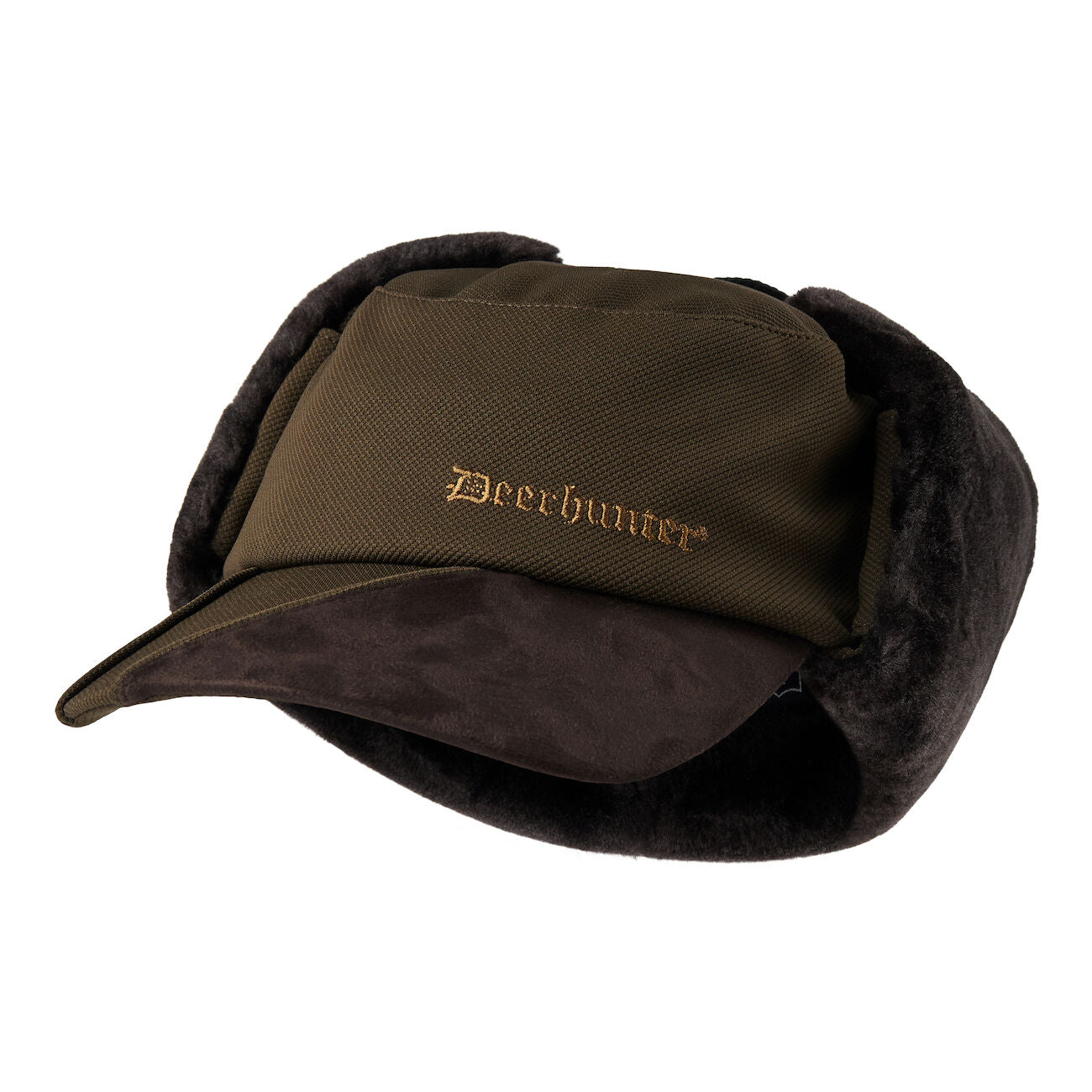 Deerhunter Muflon Winter Hat - Art Green