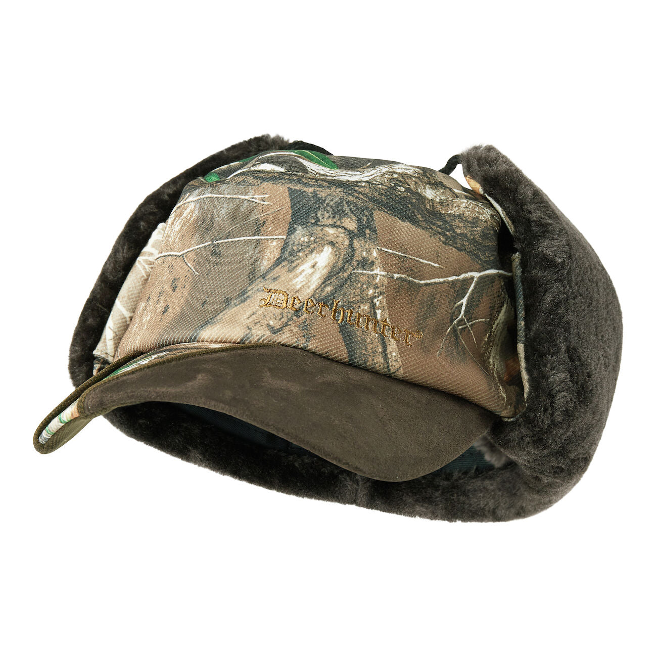 Deerhunter Muflon Winter Hat - Realtree Edge