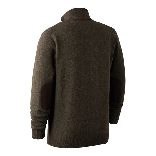 Hastings Knit Zip-neck