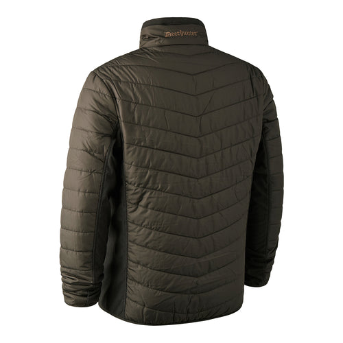 Moor Padded Jacket w. Softshell