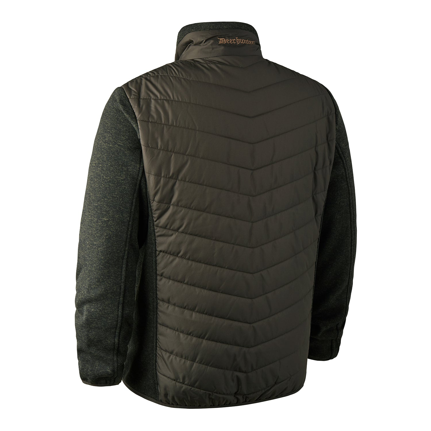 Moor Padded Jacket w. Knit