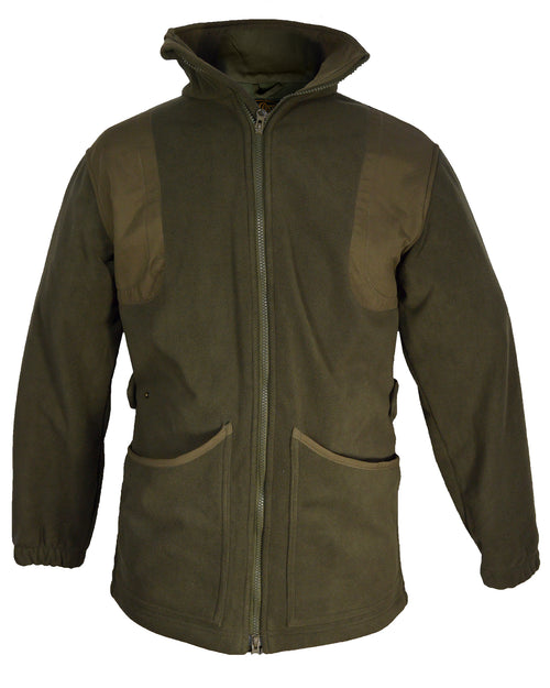 Regents View Mens Olive Shooting Jacket