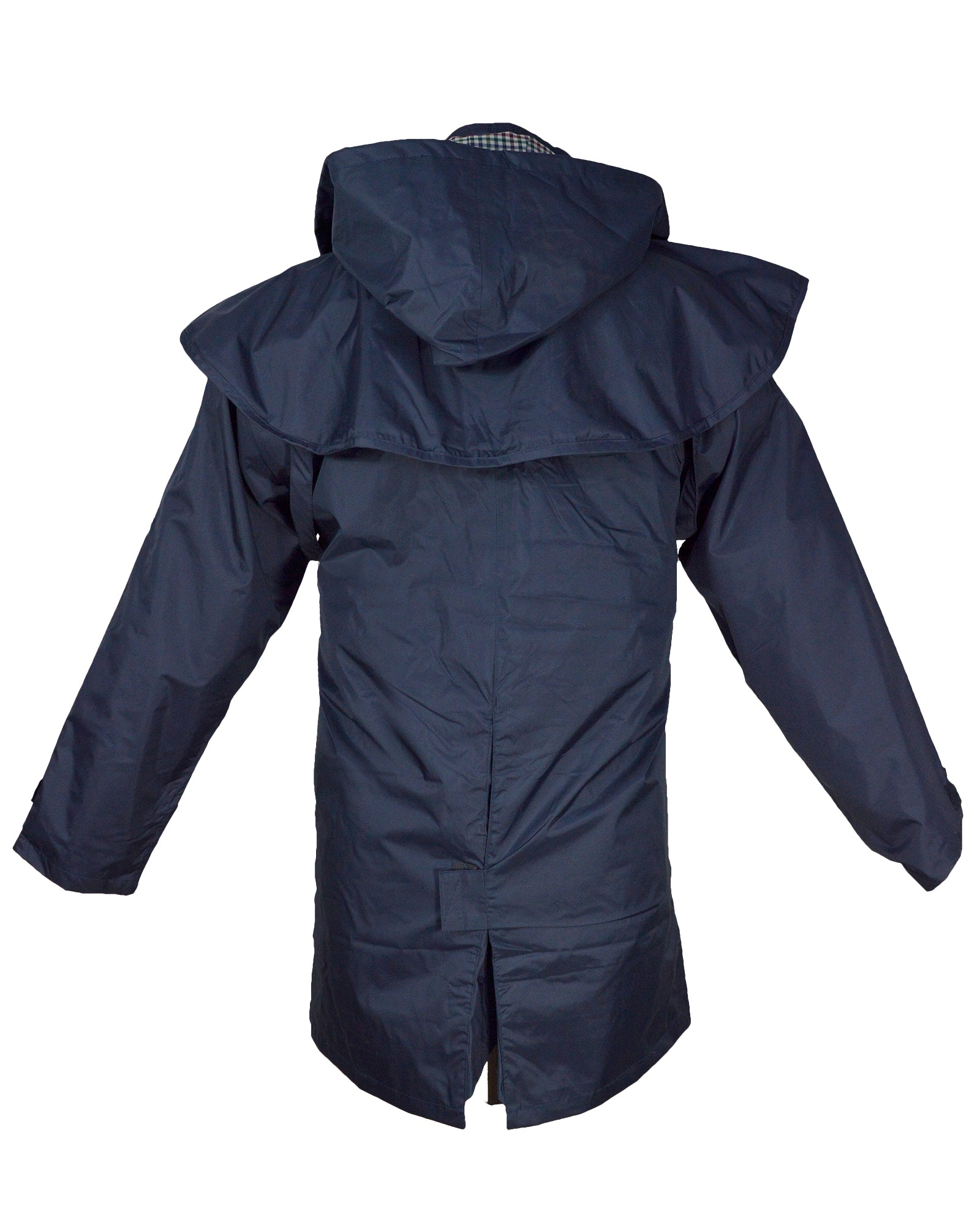 Windsor Womens Waterproof Short Coat - Navy