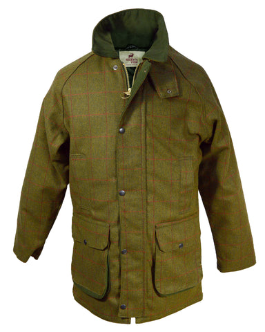 Regents View Mens Tweed Jacket - Light Tweed