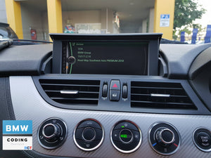 Coding Full option Z4 E89 E90 E60 LCI iDrive CIC
