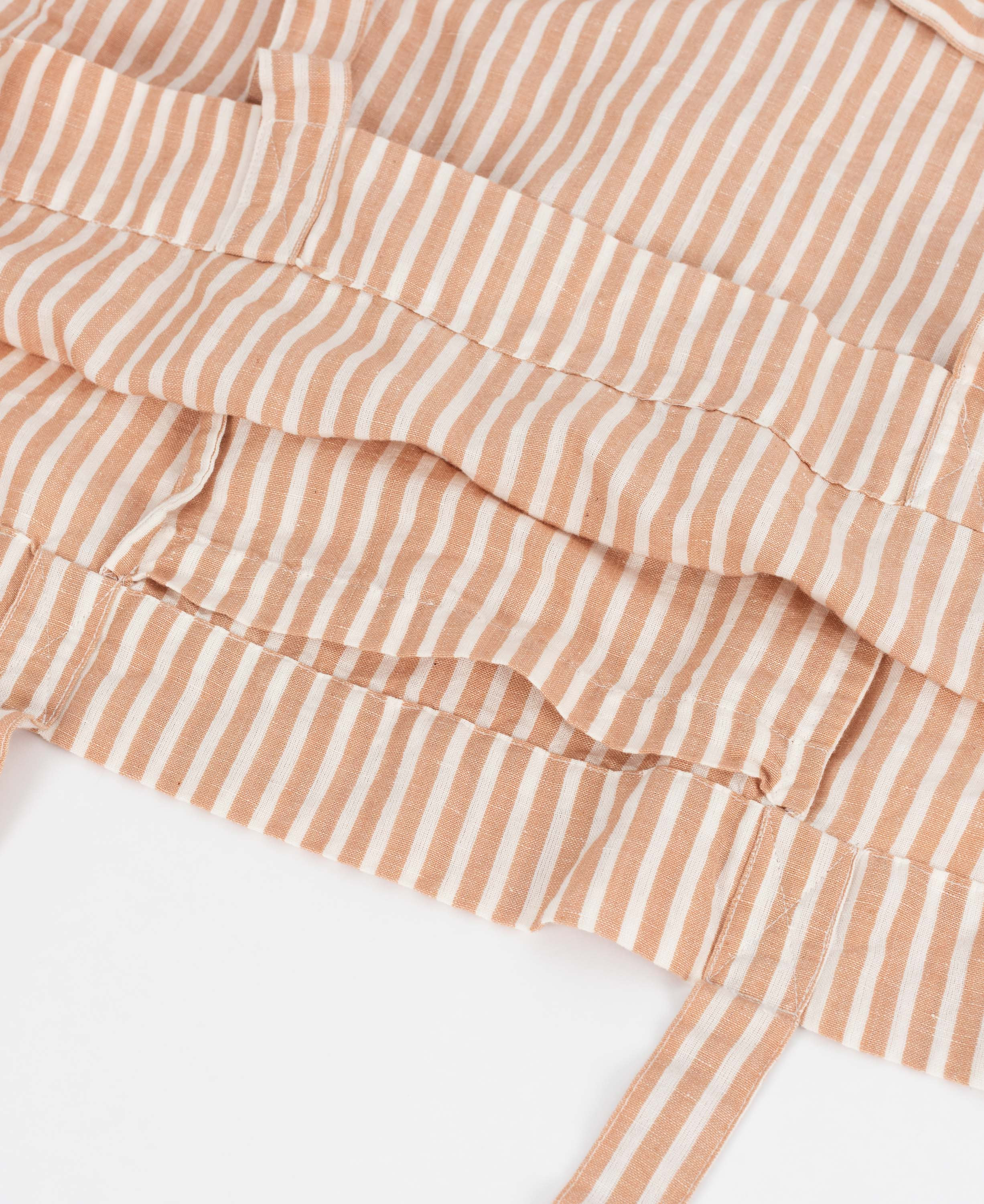 Studio Feder Taske - Alma Powder Stripe