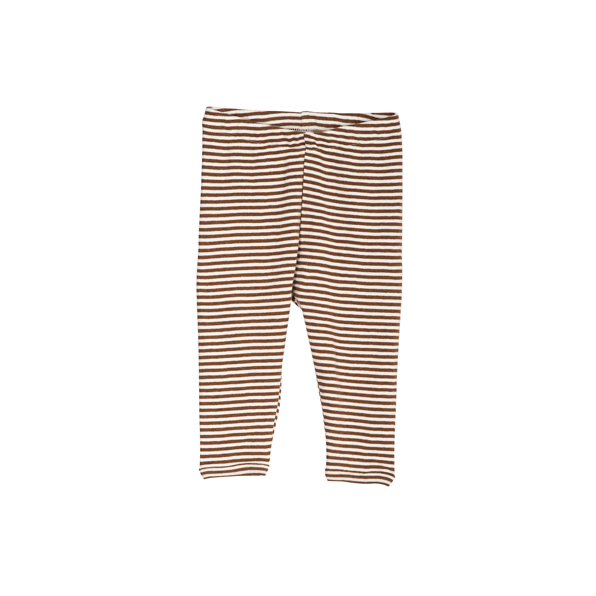Serendipity Baby Leggings - Stribet Caramel
