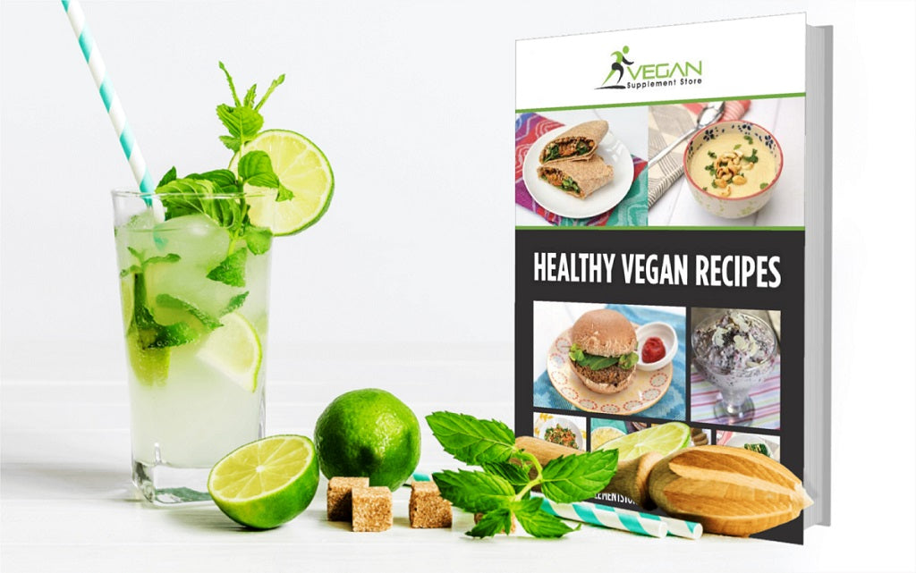 21 Healthy Vegan Recipes - Free e-Book Download
