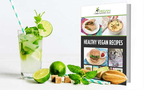 Healthy Vegan Recipe Cookbook
