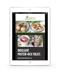 High Protein Healthy Vegan Recipes - Free PDF Download