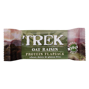 Vegan Trek Protein Bar Oat and Raisin