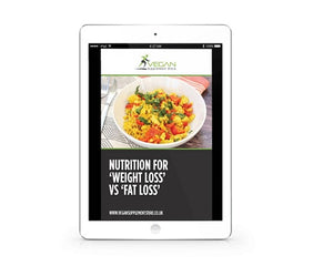Nutrition For Weight Loss Vs Fat Loss - Free Download