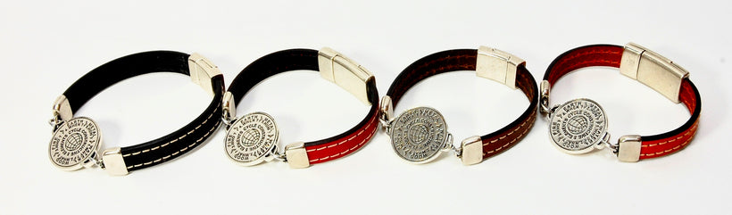 Bracelets one tour- like a watch - inspirational jewelry.