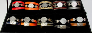 Bracelets/Necklaces 3 Rounds (unisex) -philosophical jewelry