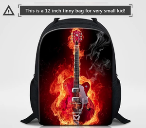 Guitar Bags Backpack For Children