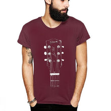 Rock And Roll Old Classic Guitar T-shirt