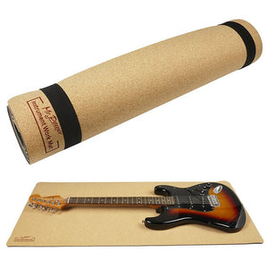 Guitar Neck Rest And Guitar Mat