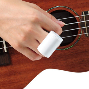 Guitar Ukulele Sand Shaker Rhythm Ring Maraca Cabasa Wear on Finger - Size Free