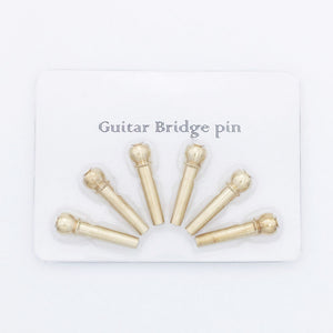 Acoustic Guitar String Bridge Pins with Pack
