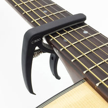 Plastic Guitar Capo for Acoustic Electric Guitar